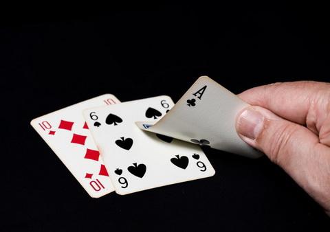 Blackjack card game rules