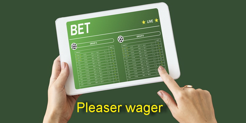 Pleaser types of bets in sports
