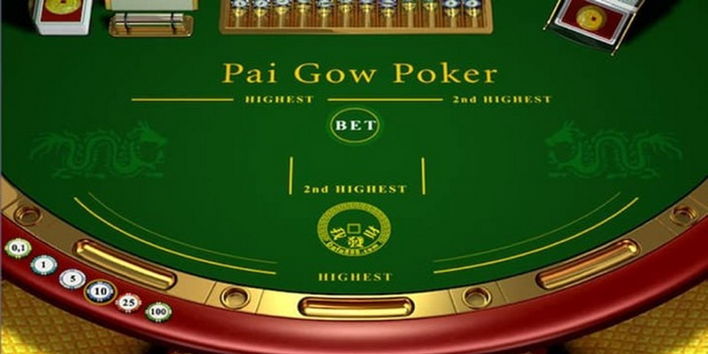 Rules for (of) pai gow poker